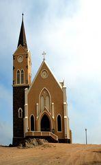 Lüderitz: Felsenkirche