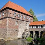 """Lüdinghausen (Münsterland) - Wassermühle """"Borgmühle"""""""