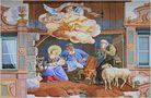 Lüftlmalerei - Weihnachtsmotiv. von Rosenzweig Toni