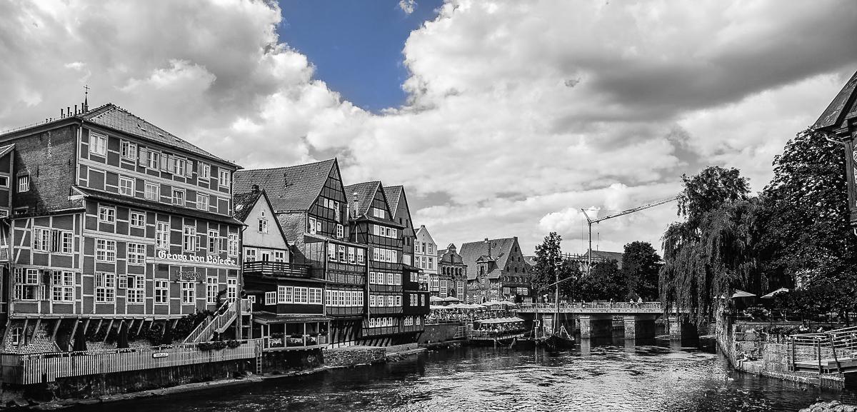Lüneburg (Alter Hafen)