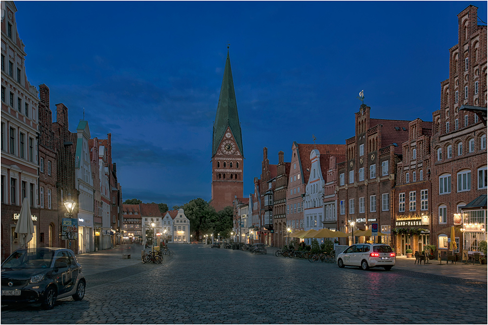Lüneburg am Sandplatz