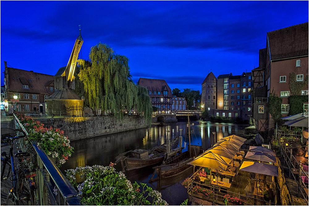 Lüneburg an der Ilmenau