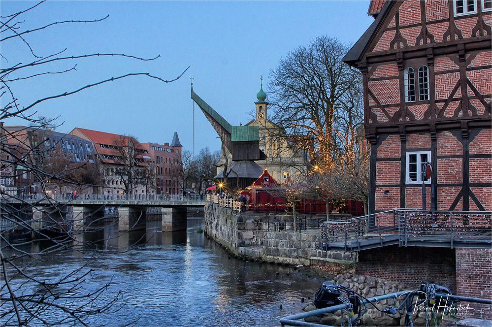 Lüneburg im Advent .....