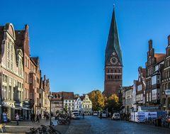 Lüneburg im Herbst