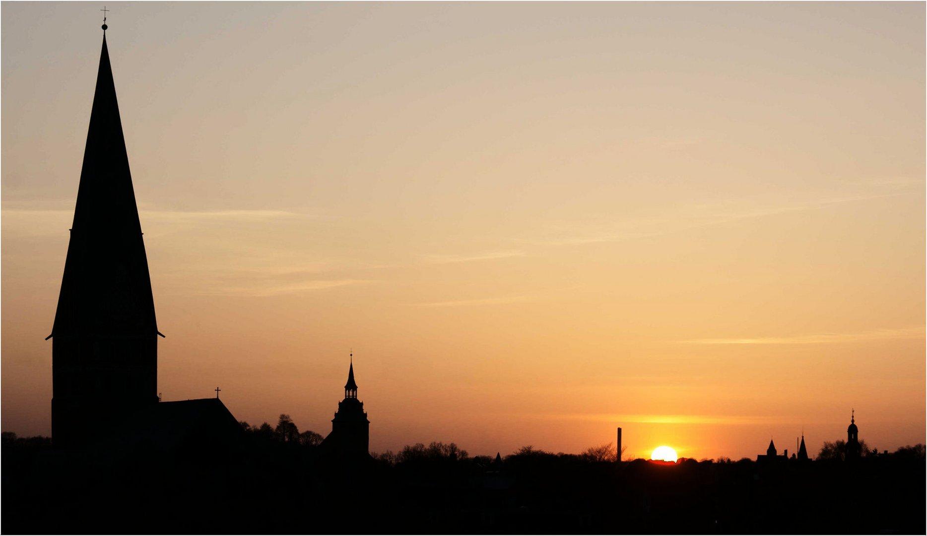 Lüneburg im Kontrast