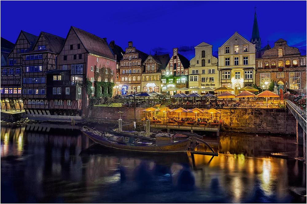 Lüneburg in der Altstadt