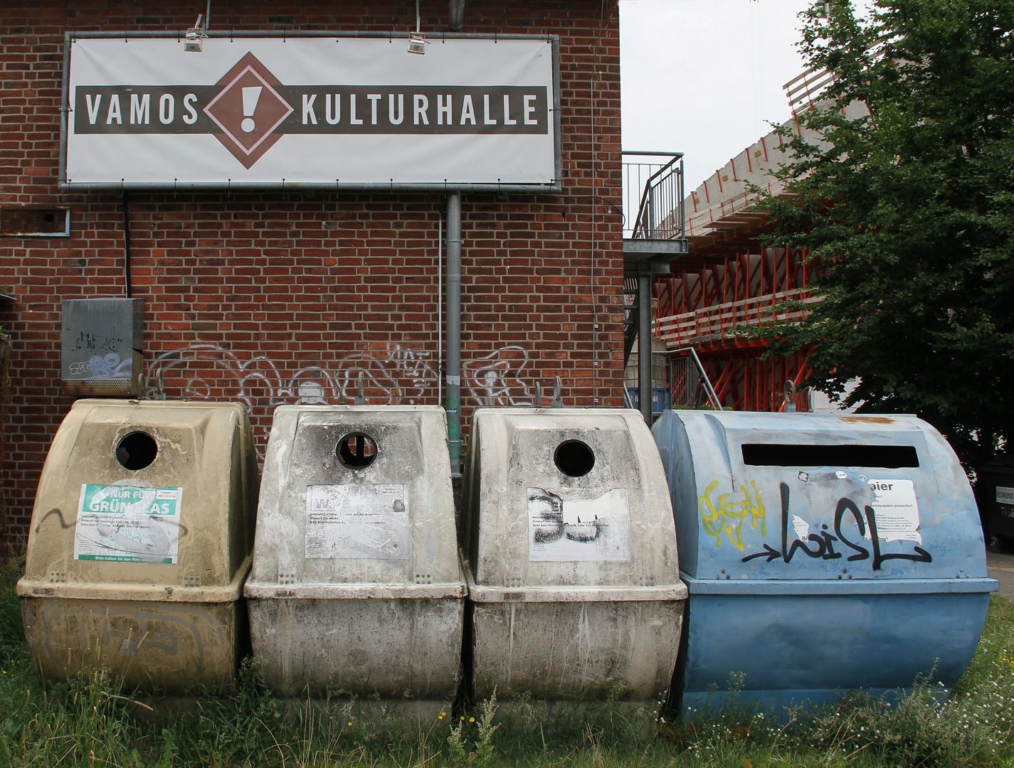 Lüneburg ... Vamos Kulturhalle