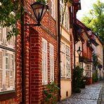"""Lüneburger Altstadt, """"Auf dem Meere"""""""