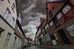 Lüneburger Altstadt rel.