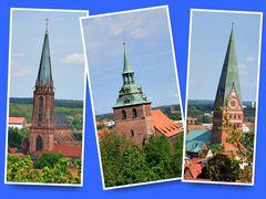 Lüneburger Stadtkirchen
