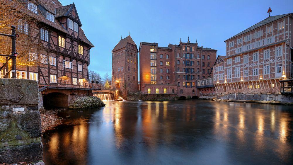 Lüneburger Wasserviertel