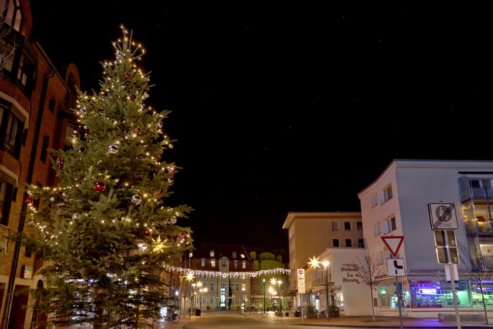 Lünen in december