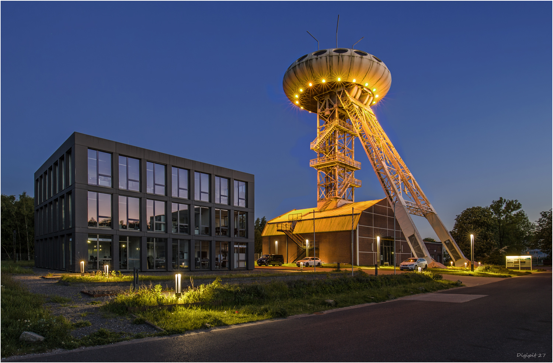 Lünen Lüntec Tower 2018-02