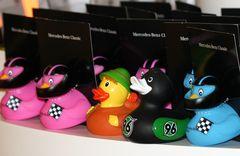 Lütte Lewi und die race ducks
