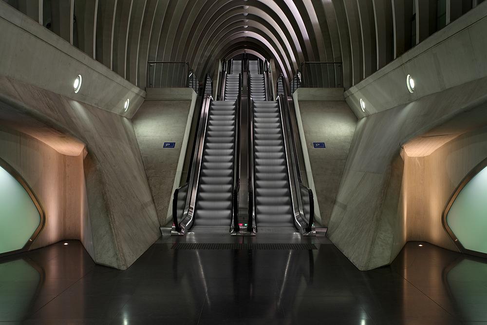 Lüttich Gare de Guillemins III