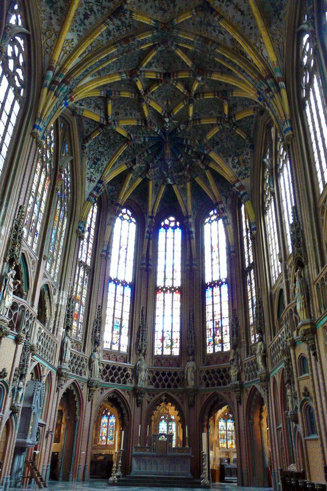 Lüttich - Kirche Saint Jaques