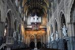Lüttich - Kirche Saint Jaques - Orgel