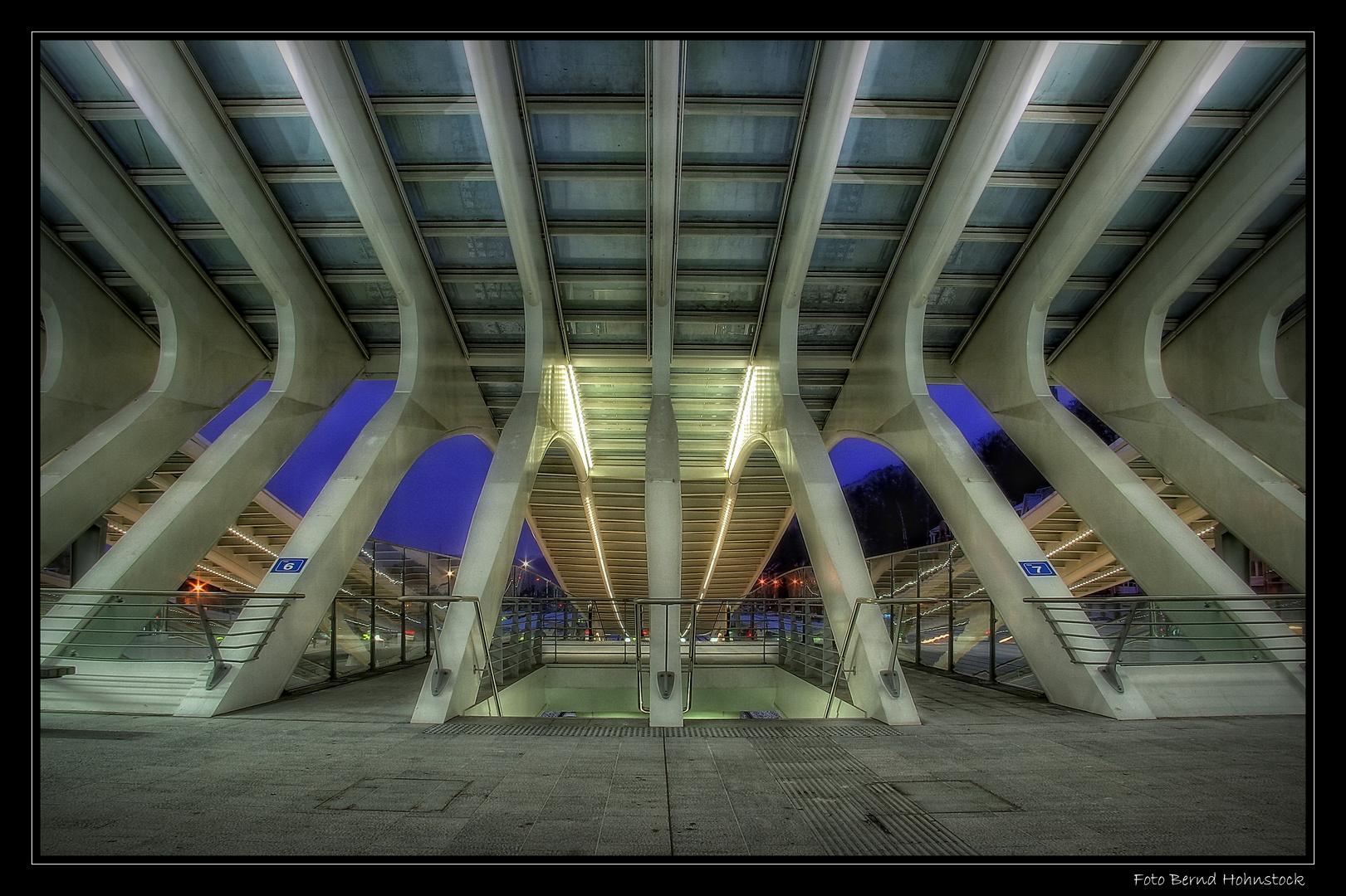 Lütticher Bahnhof  ....