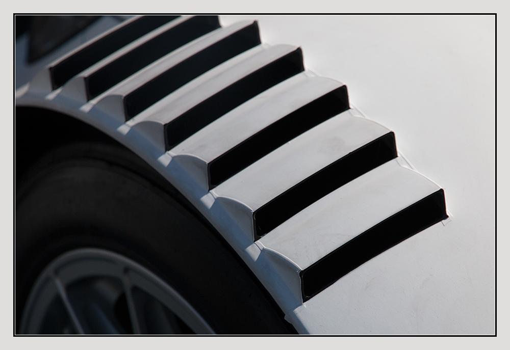 Luft für heiße Reifen