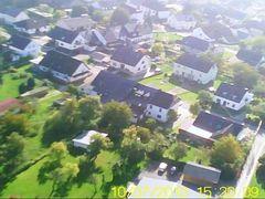 Luftaufnahme mit billigst Spy-Cam 01