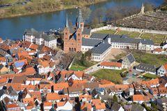 Luftaufnahme Seligenstadt