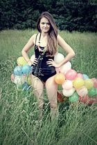 Luftballon - Shooting