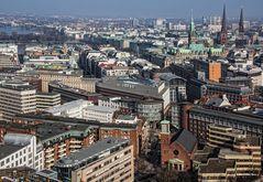 Luftbild Hamburg