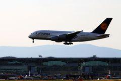 "Lufthansa A380-800 ""Frankfurt am Main"""