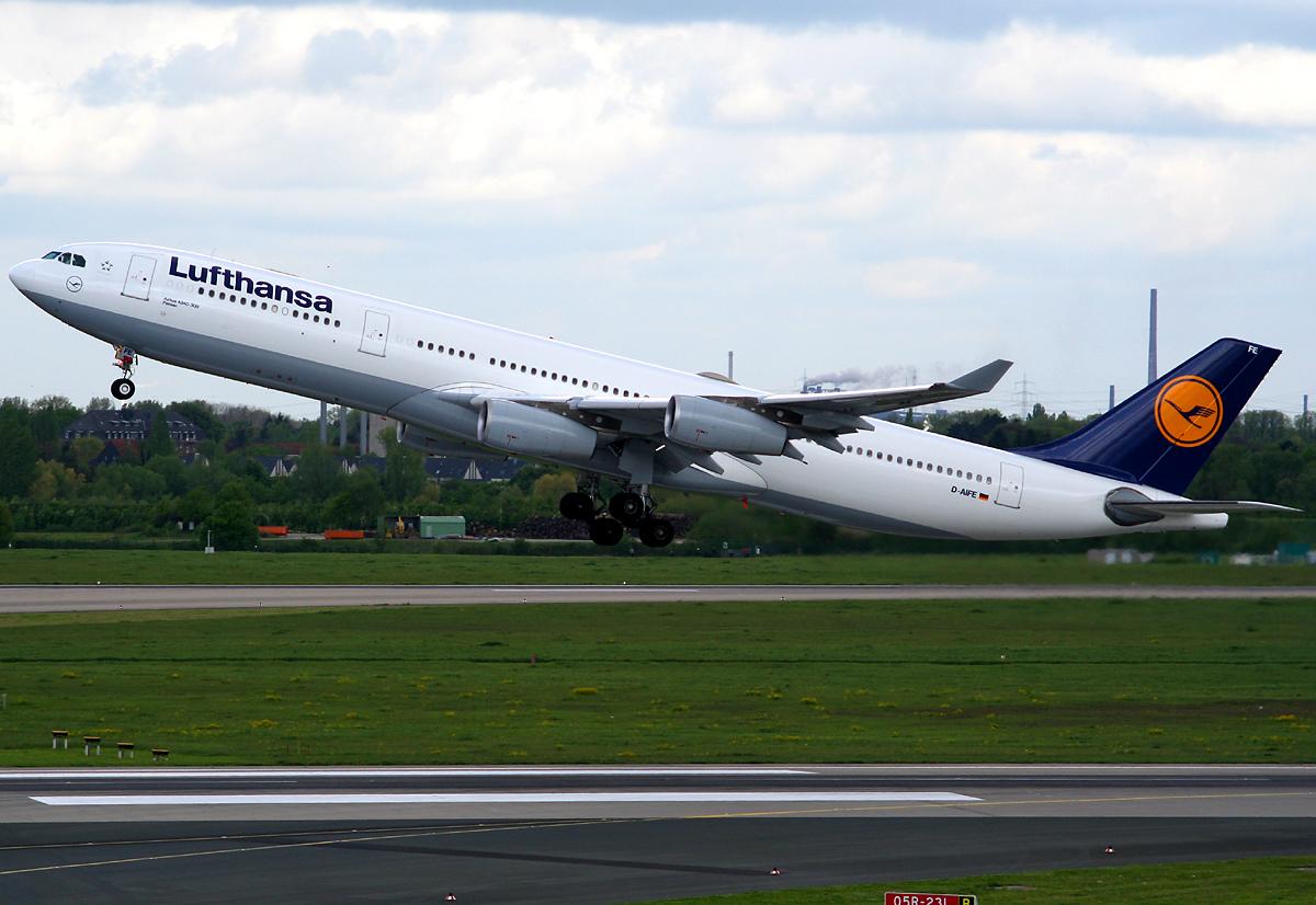~Lufthansa~