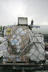 Lufthansa Cargo hilft