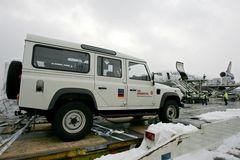Lufthansa Cargo hilft II