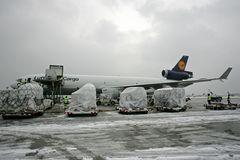 Lufthansa Cargo hilft III