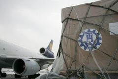 Lufthansa Cargo hilft IV