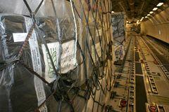 Lufthansa Cargo hilft V