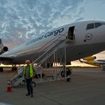 Lufthansa Cargo Sao Paulo