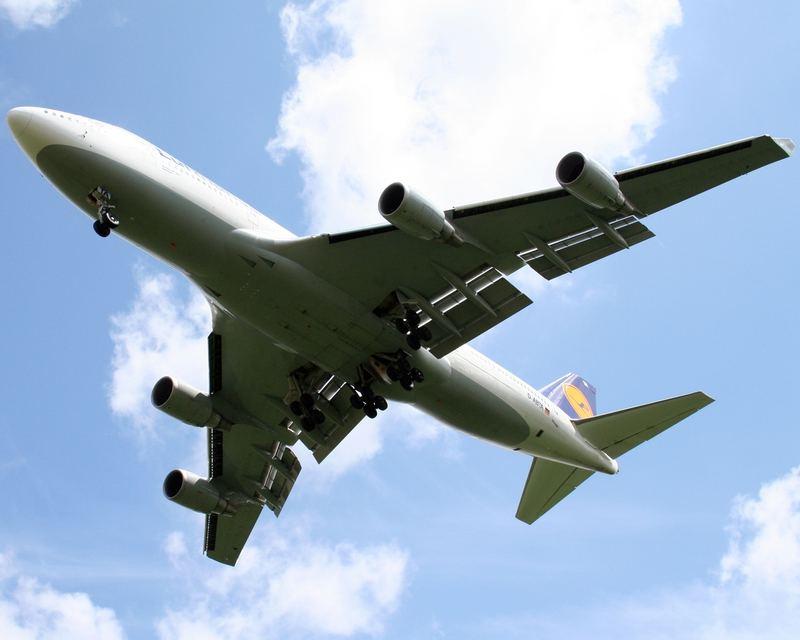 Lufthansa D-ABTA