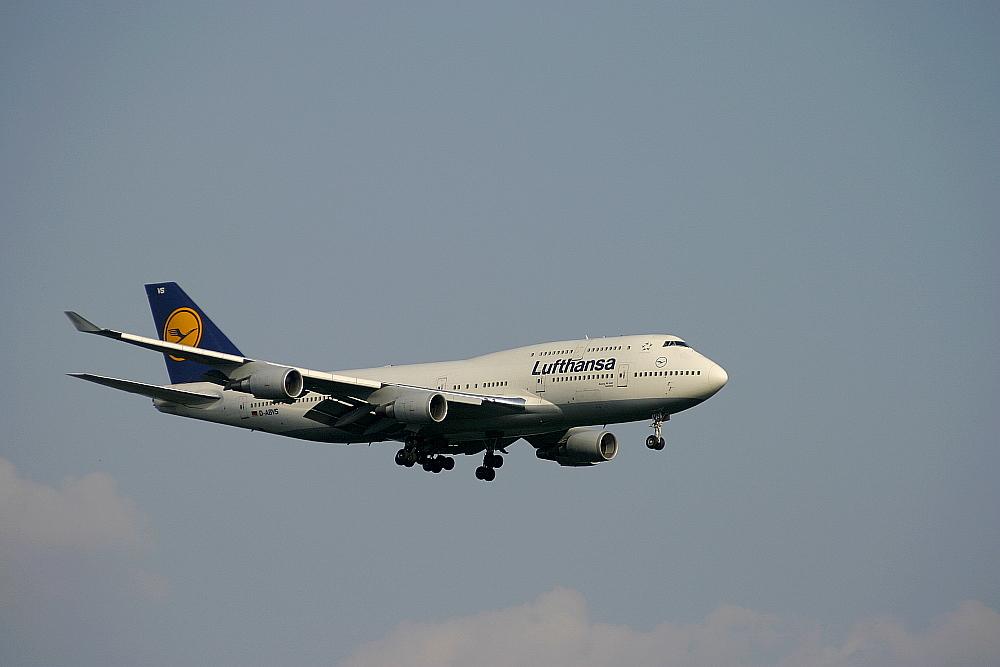 Lufthansa Jumbo