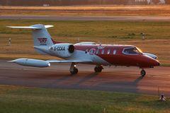 Luftrettung Learjet #2