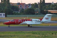 Luftrettung Learjet #3