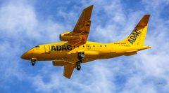 Luftrettungs-Jet