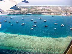 Luftverkehr und Schiffsverkehr