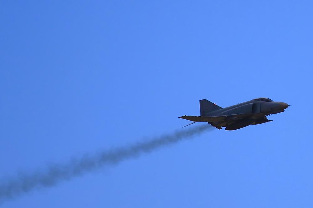 Luftverteidigungs-Diesel F4 Phantom