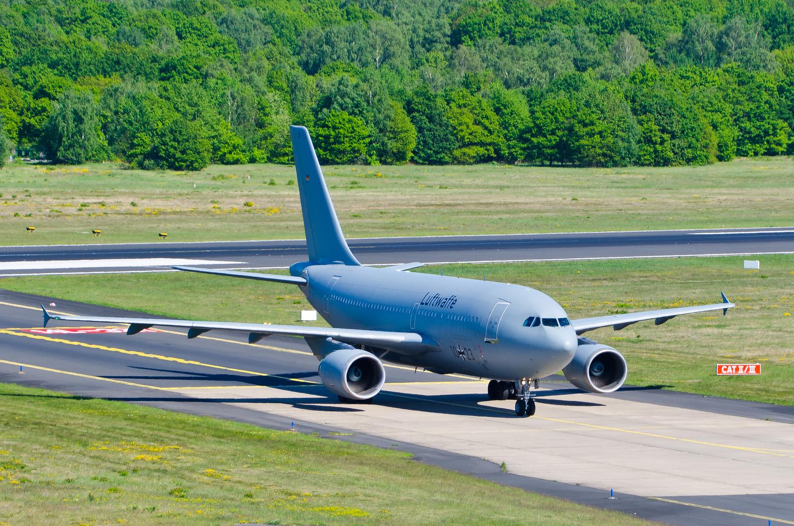 """Luftwaffe - Airbus A310 """"Kurt Schumacher"""""""