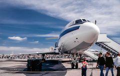 Luftwaffe Tu-154