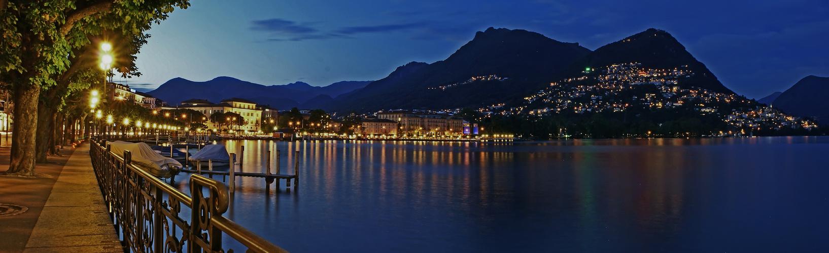 Lugano Seepromenade