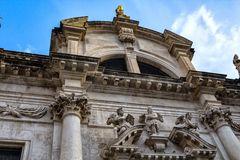 Lugares de Dubrovnik -Iglesia de San Blas