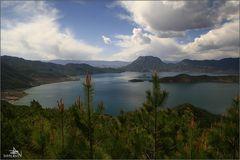 """""""Lugu Lake I"""""""