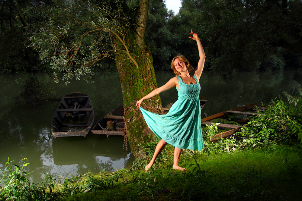 Luise im Märchenwald