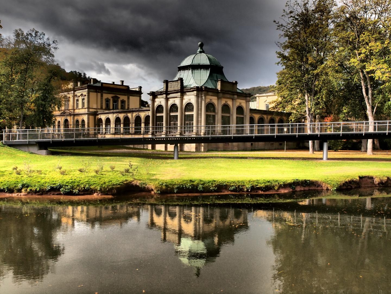 Luitpoldbad ( Südtrakt ) Bad Kissingen