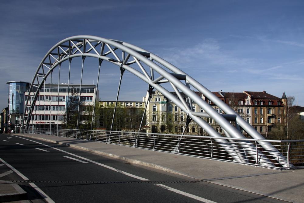 Luitpoldbrücke in Bamberg 2
